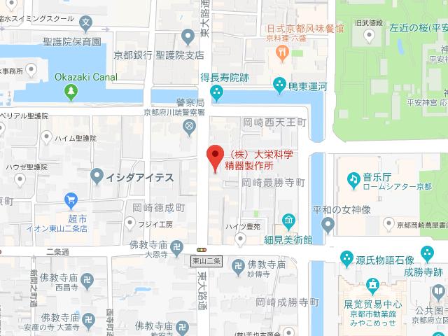 日本〒606-8351 Kyoto Prefecture, Kyoto, Sakyo Ward, Okazaki Tokuseicho, 15−8