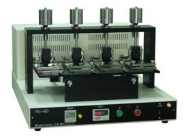 平面耐摩试验机(工作台驱动4连式)