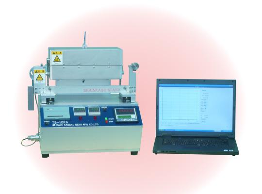 热收缩率·应力测定装置