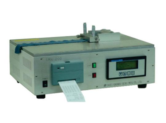 可缝制性试验机