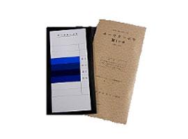 评级蓝色羊毛布 单品 3-6级